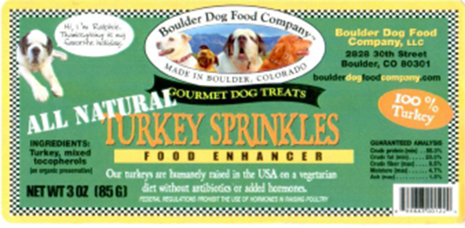 Turkey_sprinkles_dog_recall