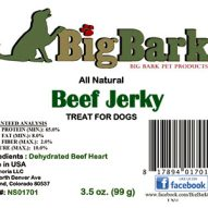 Big Bark All Natural Beef Jerky Treats Recalled! | Dr. Justine Lee