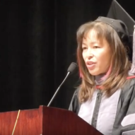 WSU Veterinary Commencement Speech | Dr. Justine Lee, DACVECC, DABT, Board-certified Veterinary Specialist