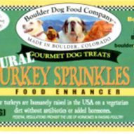 Dog food recall: Boulder Dog food Turkey Sprinkles | Dr. Justine Lee