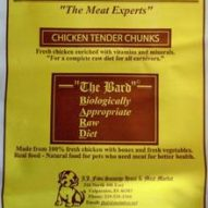 Frozen Raw Dog Food Recall of J. J. Fuds | Dr. Justine Lee
